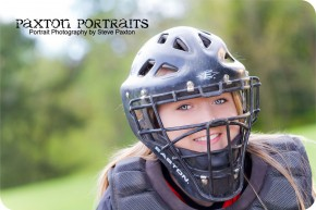 Baseball Senior Portraits in Marysville and Everett