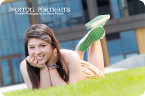 Senior Portraits at Rose Hill Community Center in Mukilteo, Washington