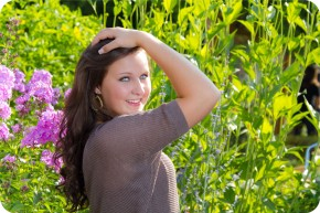 High School Senior Portraits in Marysville - Paxton Portraits