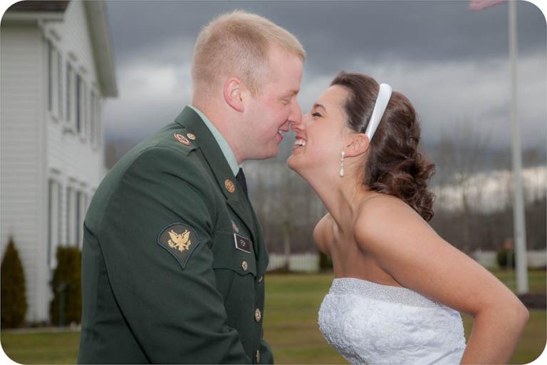 Wedding Photography in Arlington, Washington