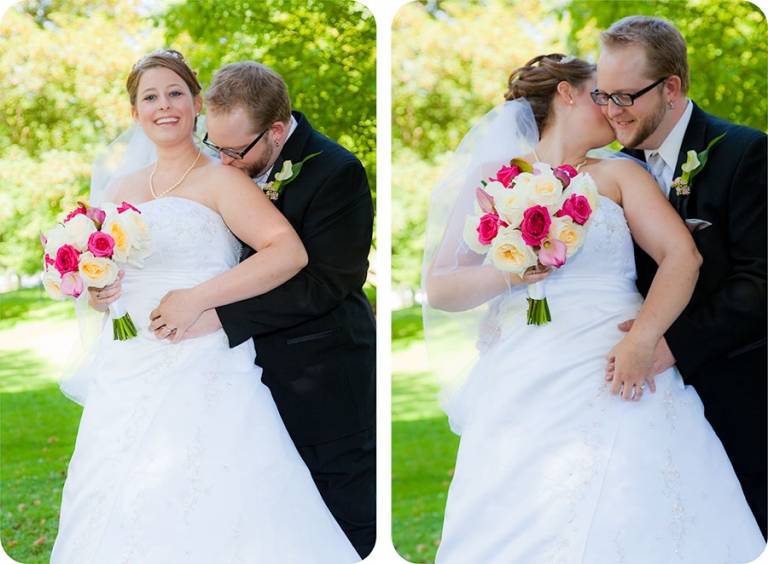 Wedding Photography in Tacoma, Washington