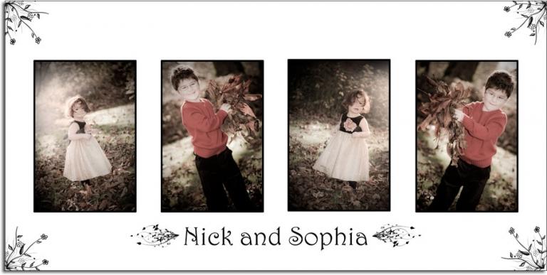 Family Portraits in Marysville
