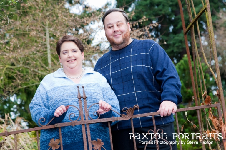 Family Portraits in Everett, Washington