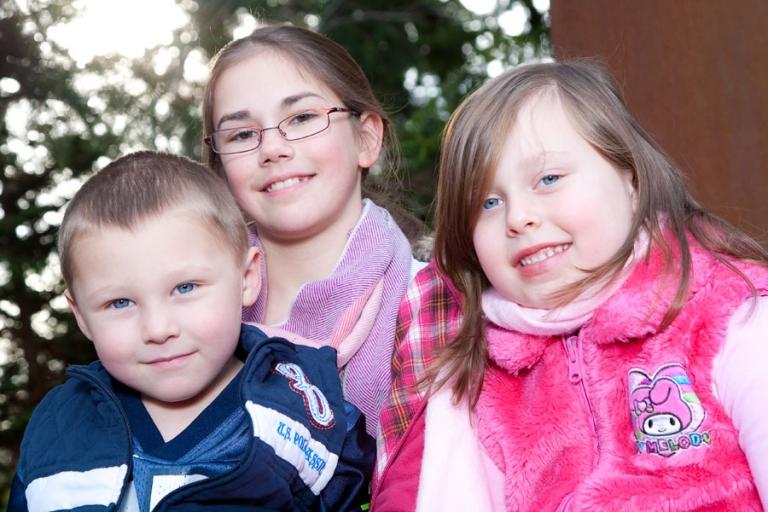 Family Portraits in Everett Washington