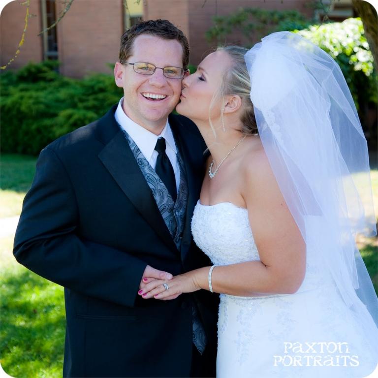 Wedding Photography in Marysville, Washington - Leifer Manor