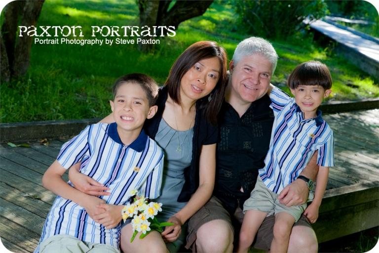 Family Portraits in Bothell, Washington