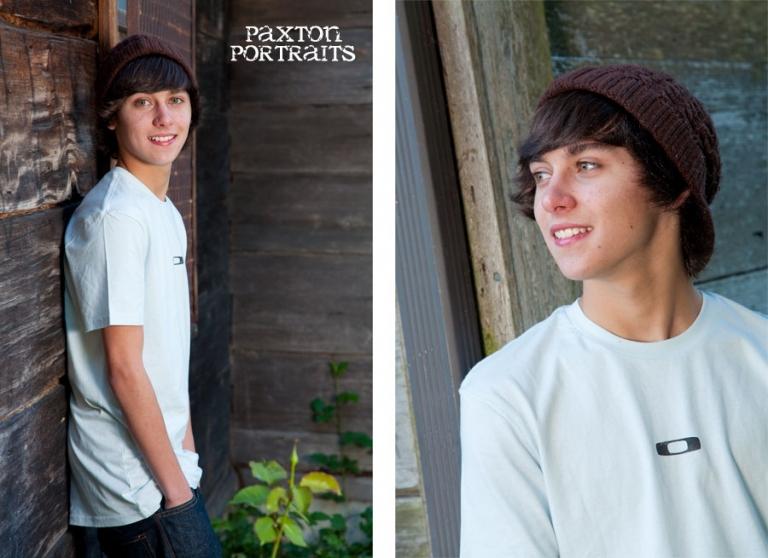 Senior Portraits - Everett : Marysville : Lake Stevens