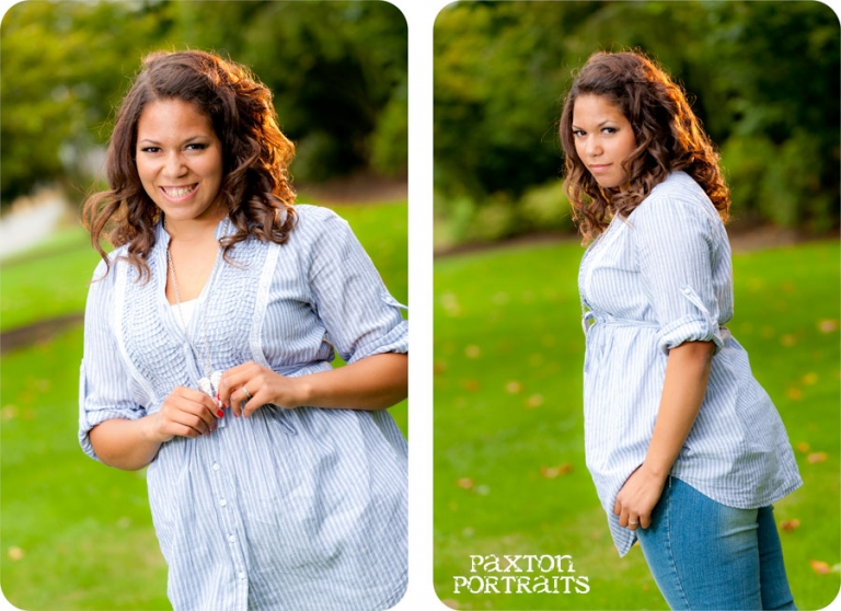 Senior Pictures in Everett, Washington - Paxton Portraits