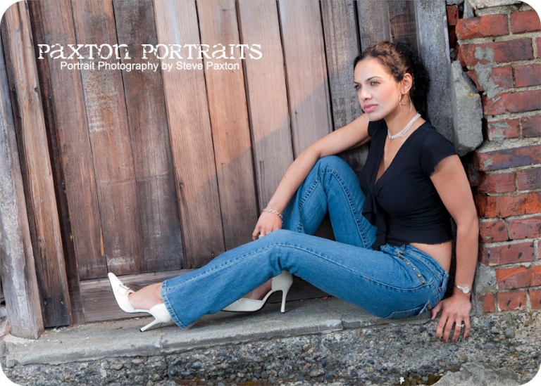 Fashion Photography in Everett, Washington - Paxton Portraits