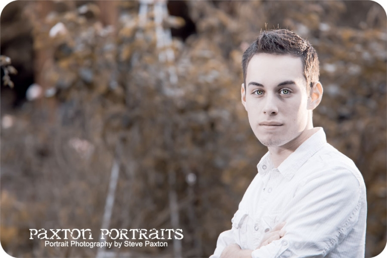 Senior Portraits in Marysville, Washington - Steve Paxton
