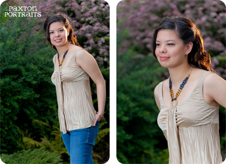 Senior Pictures in Everett, Washington by Steve Paxton
