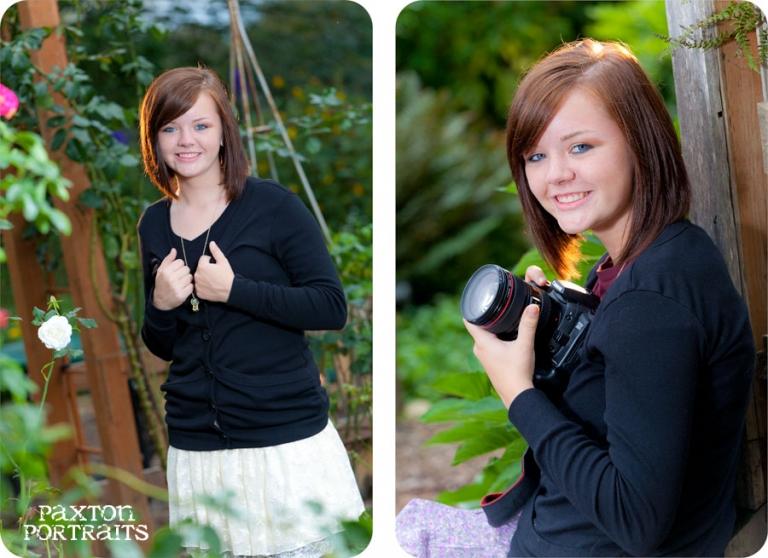 Senior Portraits in Marysville, Washington - Paxton Portraits