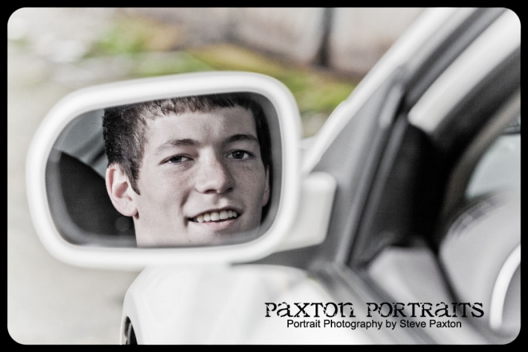 Urban Senior Portraits in Everett, Washington - Steve Paxton
