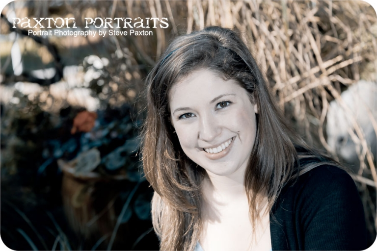 Fall Senior Portraits in Everett, Washington - Steve Paxton