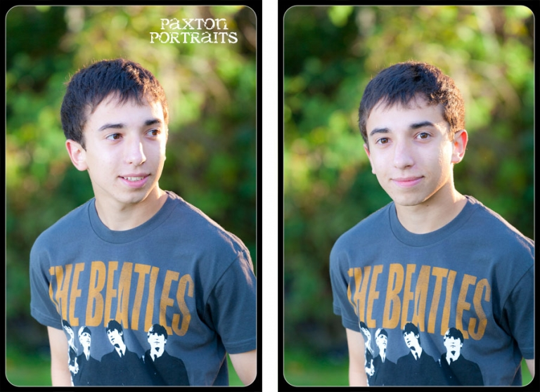 Senior Portraits in Everett, Washington - Steve Paxton