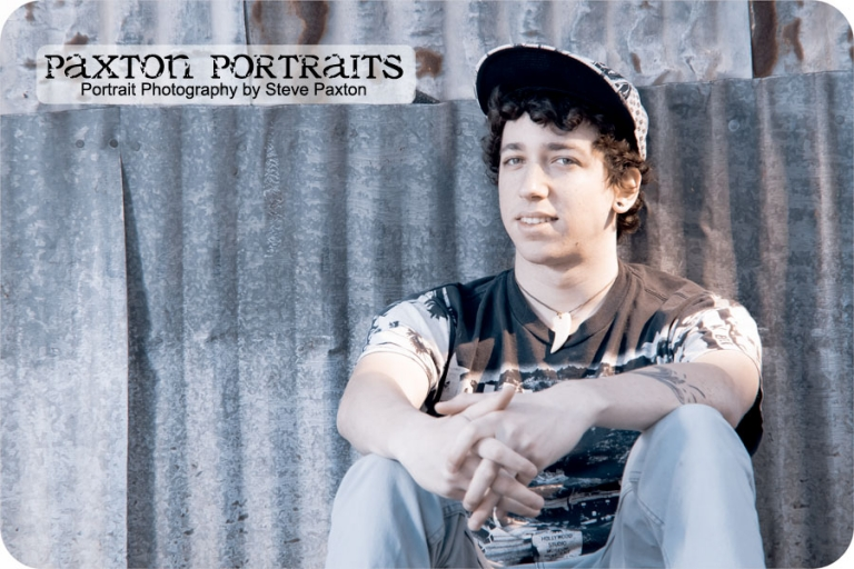 Urban High School Senior Portraits in Snohomish County, Washington