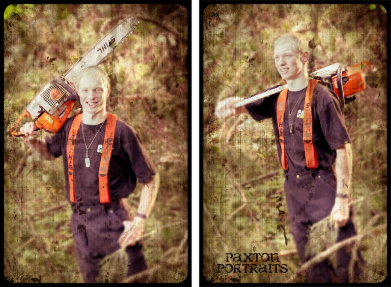Senior Portraits in Granite Falls, Washington