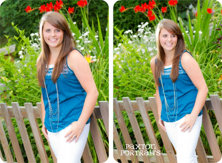 Senior Portraits in Marysville, Washington : Archbishop Murphy High School
