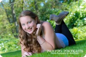 Lake Stevens Senior Pictures : Paxton Portraits