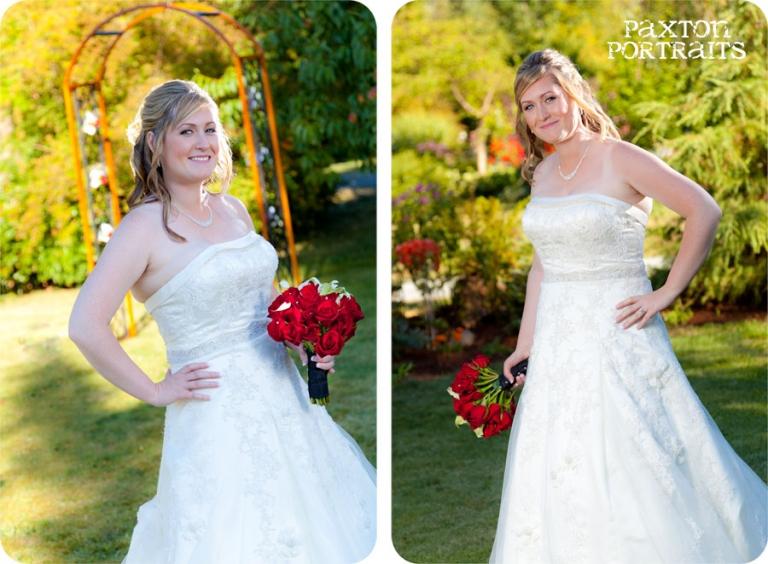 Wedding Photography in Arlington, Washington : Paxton Portraits