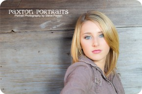 Senior Portraits for Mariner High School - Paxton Portraits