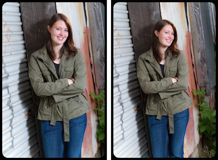 Everett Senior Pictures : Paxton Portraits