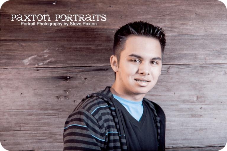Fall Senior Pictures for Guys in Marysville, Washington
