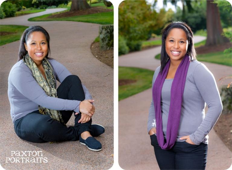Senior Portraits for Stadium High School Seniors in Everett, WA