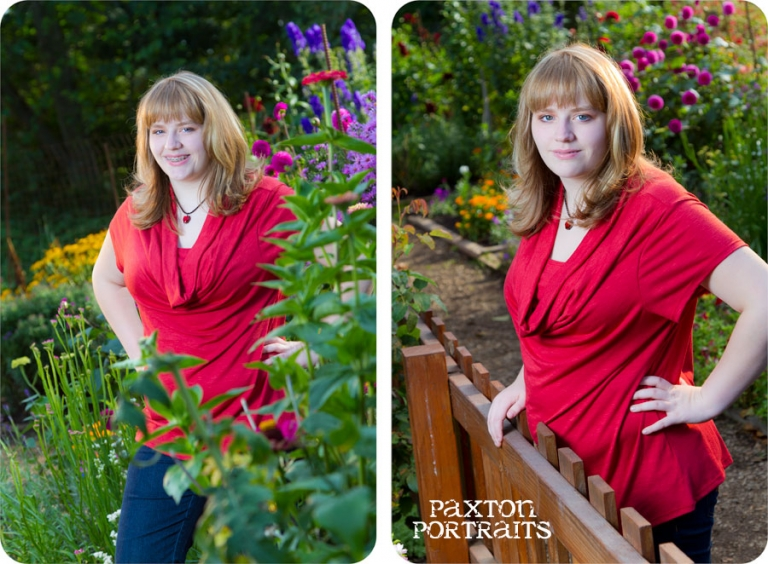 Senior Pictures for Girls in Marysville, Washington : Paxton Portraits