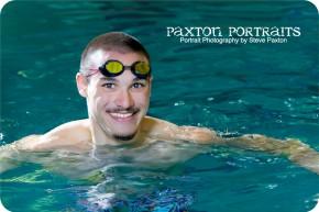 Senior Portraits for Swimmers in Everett, Washington