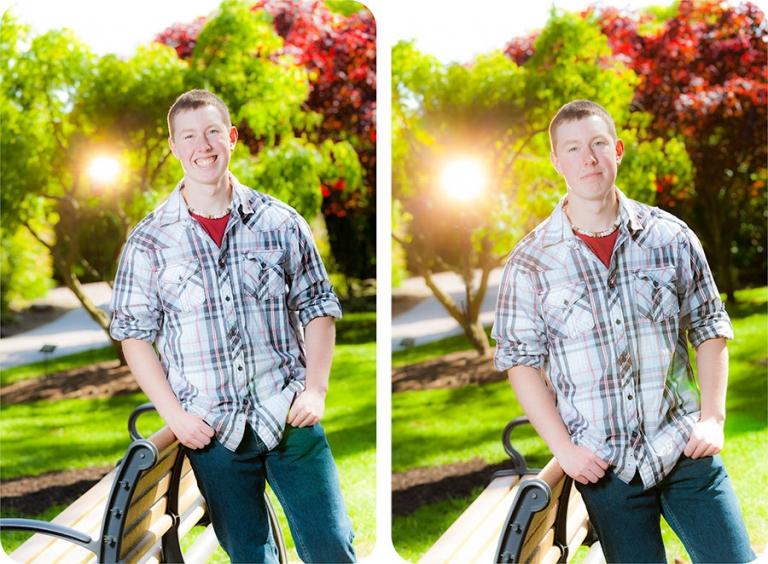 Everett Senior Pics