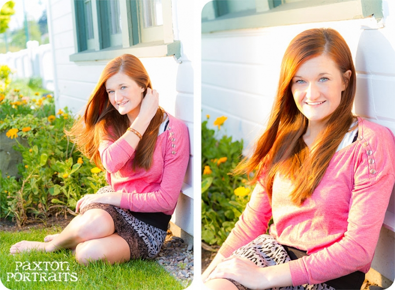 Senior Pictures for Getchell High School Students