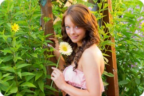 Senior Portraits for the Class of 2013 in Marysville, Washington