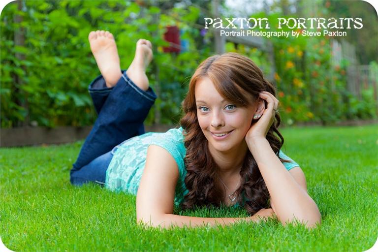 Senior Portraits in Marysville, Washington