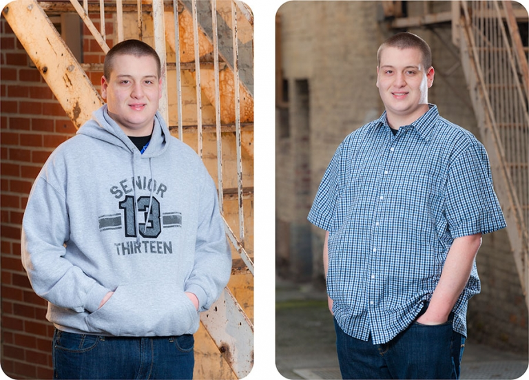 Senior Portrait Photographers in Everett, WA