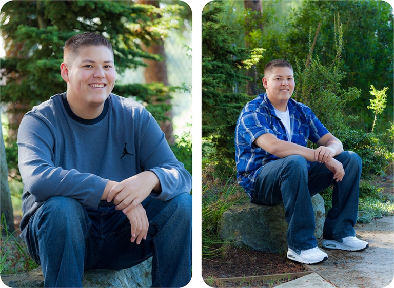 Affordable Senior Pictures in Everett, WA