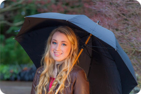 Senior Portraits for Girls in Everett, Washington