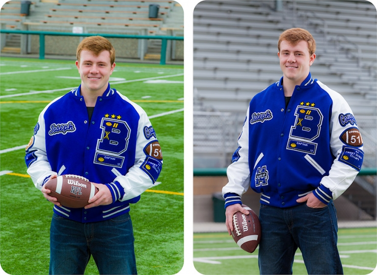 Bothell High School Senior Portraits