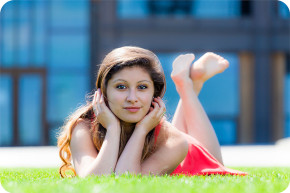 Senior Pictures for Girls in Mukilteo