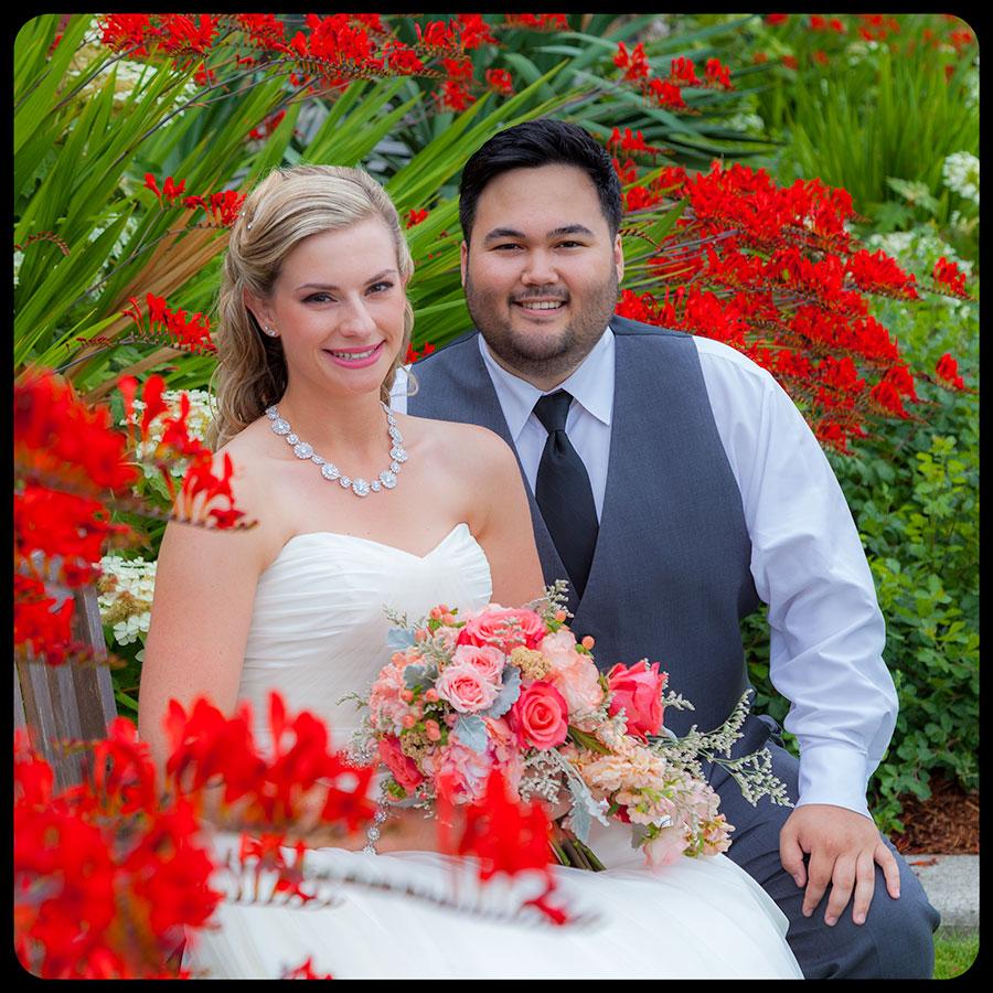Rose Hill Community Center Wedding Photographers