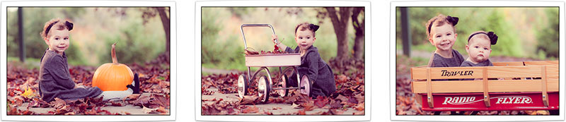 Children and Family Portraits in Everett and Marysville, Washington