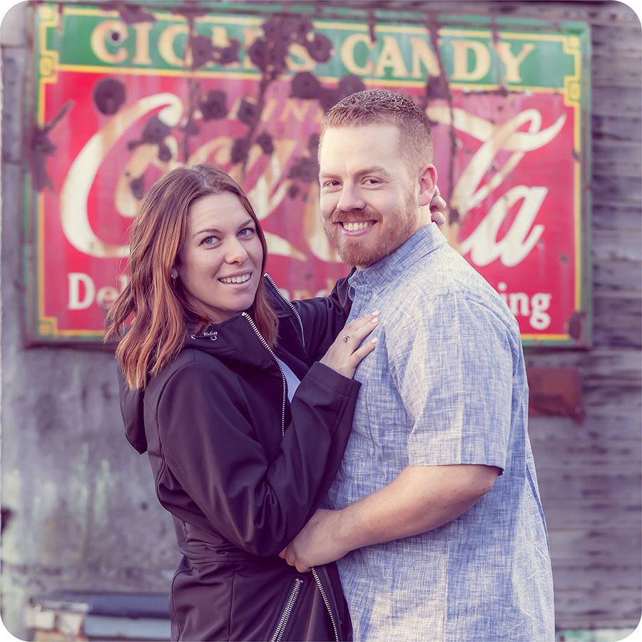 Engagement Photography in Snohomish, Washington