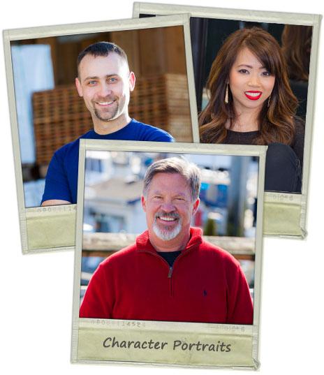 Individual Executive Business Portraits in Marysville, Everett and Lake Stevens, Washington