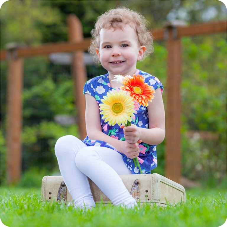 Affordable Portraits for Children and Families