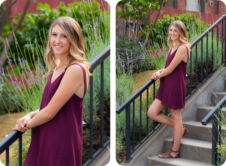 Senior Pictures in Snohomish County, Washington